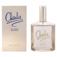 Dámský parfém Charlie Silver Revlon EDT - 100 ml