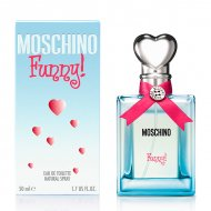Dámský parfém Funny Moschino EDT - 50 ml