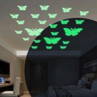 Svítící motýlci VÝPRODEJ