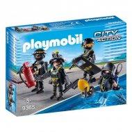 Playset City Action Playmobil 9365 (12 pcs)