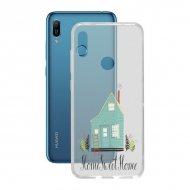 Pouzdro na mobily Huawei Y6 2019 Contact Flex Home TPU