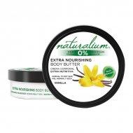 Hydratační tělový krém Vainilla Naturalium (200 ml)