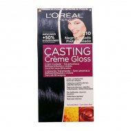 Barva bez amoniaku Casting Creme Gloss L'Oreal Expert Professionnel Modrá černá