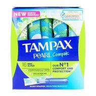 super tampóny Pearl Tampax (18 uds)
