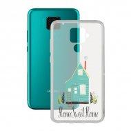 Pouzdro na mobily Huawei Mate 30 Lite Contact Flex Home TPU