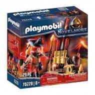 Playset Novelmore Burnham Playmobil 70228 (29 pcs)