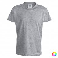 Děstké Tričko s krátkým rukávem 145874 - Černý, XL