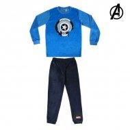 Pyžamo Dětské The Avengers 74798 Modrý - 12 roků