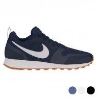 Unisex vycházkové boty Nike MD Runner 2 - Bílý, 45,5