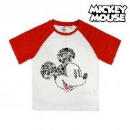 Děstké Tričko s krátkým rukávem Mickey Mouse 73484 - 5 roků