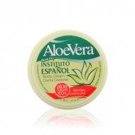 Hydratační tělový krém Aloe Vera Instituto Español - 400 ml