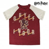Dětské tričko s krátkým rukávem Harry Potter Burgundská - 12 roků