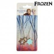 Dívčí náhrdelník Frozen 71364 Zlatá
