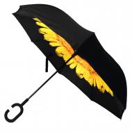 Obrácený deštník - slunečnice