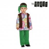 Kostým pro miminka Hippie (3 Pcs) - 6–12 měsíců
