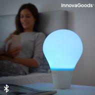 Silikonová dotyková LED lampa s reproduktorem Silitone InnovaGoods