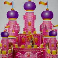 3D puzzle pro děti - hrad VÝPRODEJ