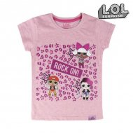 Děstké Tričko s krátkým rukávem LOL Surprise! 74043 Růžový - 6 roků