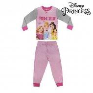 Pyžamo Dětské Princess 72291 Růžový - 5 roků