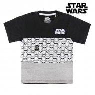 Děstké Tričko s krátkým rukávem Star Wars 73495 - 10 roků