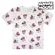 Děstké Tričko s krátkým rukávem Minnie Mouse 73721 - 7 roků