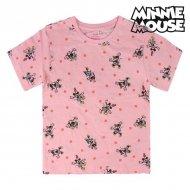 Děstké Tričko s krátkým rukávem Minnie Mouse 73720 - 5 roků