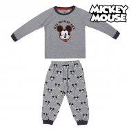 Pyžamo Dětské Mickey Mouse Šedý - 2 roky