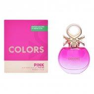 Dámský parfém Colors Pink Benetton EDT (50 ml)
