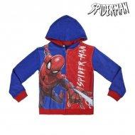 Dětská mikina s kapucí Spiderman 72321 Červený - 3 roky