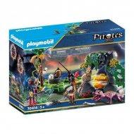 Playset Pirates Playmobil 70414 (63 pcs)