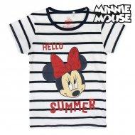 Děstké Tričko s krátkým rukávem Minnie Mouse 73488 - 5 roků