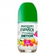 Kuličkový deodorant Detox Instituto Español (75 ml)