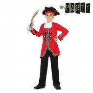 Kostým pro děti Pirát (4 Pcs) - 7–9 roků