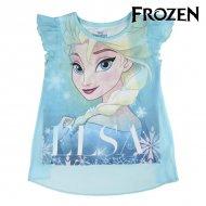 Děstké Tričko s krátkým rukávem Frozen 72637 - 7 roků