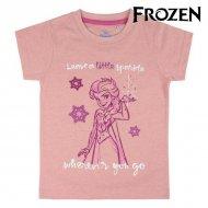 Děstké Tričko s krátkým rukávem Frozen 73477 - 4 roky