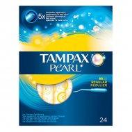 balení tampónů Pearl Regular Tampax (24 uds)