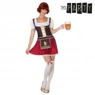 Kostým pro dospělé Něžná němka (2 Pcs) - XL