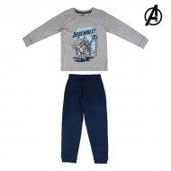 Pyžamo Dětské The Avengers 74172 Šedý - 10 roků
