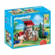 Playset Country Horse Cleaning Set Playmobil 6929
