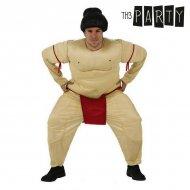 Kostým pro dospělé Sumo zápasník (2 Pcs) - XL