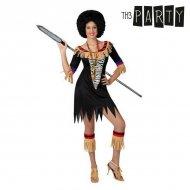 Kostým pro dospělé Th3 Party Sexy zulu - XL