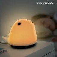 Nabíjecí Silikonová Dotyková Lampa Velryba InnovaGoods