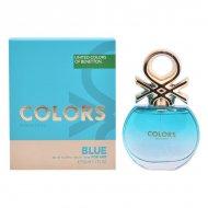 Dámský parfém Colors Blue Benetton EDT (50 ml)