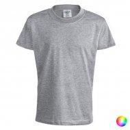 Děstké Tričko s krátkým rukávem 145874 - Černý, XS