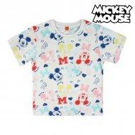 Děstké Tričko s krátkým rukávem Mickey Mouse 73717 - 3 roky