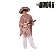 Kostým pro dospělé Mexičan - M/L