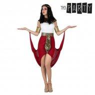 Kostým pro dospělé Egypťanka (3 Pcs) - XS/S