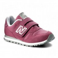 Dětské vycházkové boty New Balance KV373PFY Růžový - 32