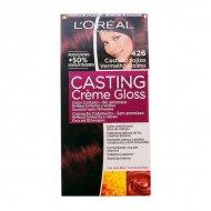 Barva bez amoniaku Casting Creme Gloss L'Oreal Expert Professionnel Měděná kaštanová