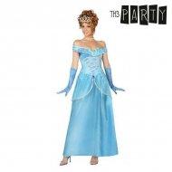 Kostým pro dospělé Princezna - XS/S